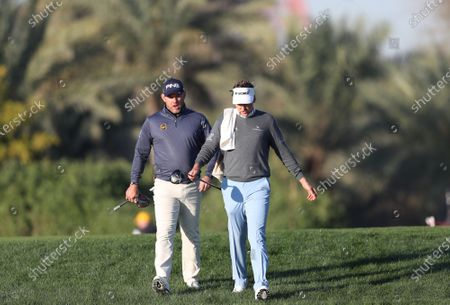 Editorial image of Abu Dhabi HSBC Golf Championship, United Arab Emirates - 17 Jan 2020