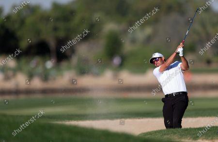 Editorial picture of Abu Dhabi HSBC Golf Championship, United Arab Emirates - 17 Jan 2020