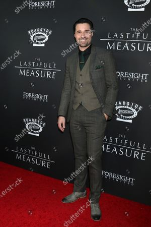 Editorial picture of 'The Last Full Measure' film premiere, Los Angeles, USA - 16 Jan 2020