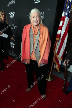 Stock Image of Diane Ladd at the World Premiere of Roadside Attractions/Foresight Limited's THE LAST FULL MEASURE at the Arclight Hollywood on January 16, 2020. The film is only in theatres nationwide on January 24, 2020.