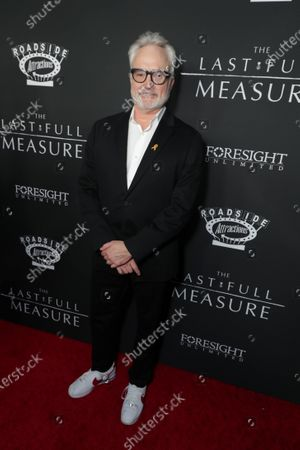Bradley Whitford at the World Premiere of Roadside Attractions/Foresight Limited's THE LAST FULL MEASURE at the Arclight Hollywood on January 16, 2020. The film is only in theatres nationwide on January 24, 2020.