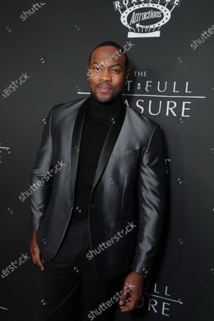 Ser'Darius Blain at the World Premiere of Roadside Attractions/Foresight Limited's THE LAST FULL MEASURE at the Arclight Hollywood on January 16, 2020. The film is only in theatres nationwide on January 24, 2020.