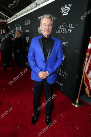 John Savage at the World Premiere of Roadside Attractions/Foresight Limited's THE LAST FULL MEASURE at the Arclight Hollywood on January 16, 2020. The film is only in theatres nationwide on January 24, 2020.
