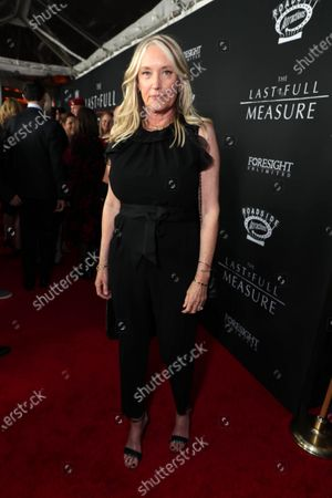 Parky DeVogelaere at the World Premiere of Roadside Attractions/Foresight Limited's THE LAST FULL MEASURE at the Arclight Hollywood on January 16, 2020. The film is only in theatres nationwide on January 24, 2020.