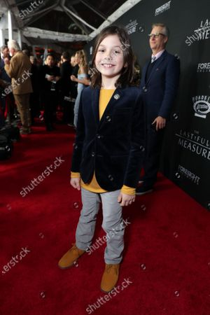 Editorial picture of World Premiere of Roadside Attractions/Foresight Limited's THE LAST FULL MEASURE, Los Angeles, USA - 17 January 2020
