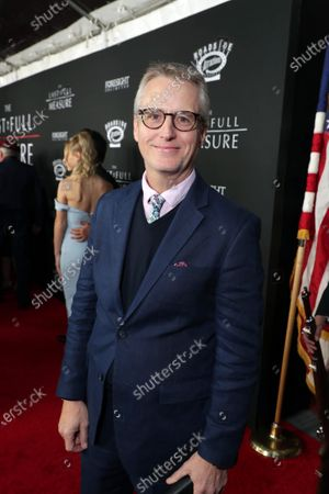 Linus Roache at the World Premiere of Roadside Attractions/Foresight Limited's THE LAST FULL MEASURE at the Arclight Hollywood on January 16, 2020. The film is only in theatres nationwide on January 24, 2020.