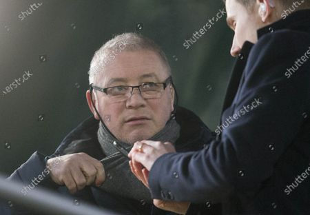 Stock Picture of Partick Thistle v Celtic... 18th January 2020.