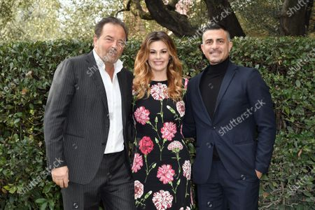 Editorial photo of 'Come Una Madre' TV show photocall, Rome, Italy - 16 Jan 2020
