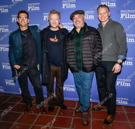 Antony Starr, Chance Kelly, W. Earl Brown and Ulrich Thomsen