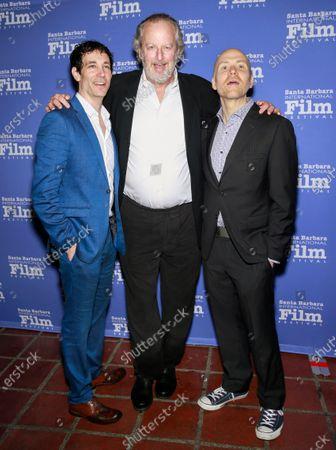 Jonas Chernick, Daniel Stern and Jeremy LaLonde