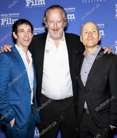 Editorial image of American Riviera Award, Arrivals, Santa Barbara International Film Festival, USA - 16 Jan 2020