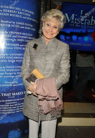Stock Picture of Angela Rippon