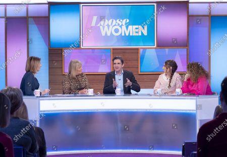Kaye Adams, Linda Robson, Stephen McGann, Stacey Solomon and Nadia Sawalha
