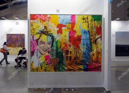 Editorial picture of Taipei Dangdai Art & Ideas exhibition, Taiwan - 17 Jan 2020