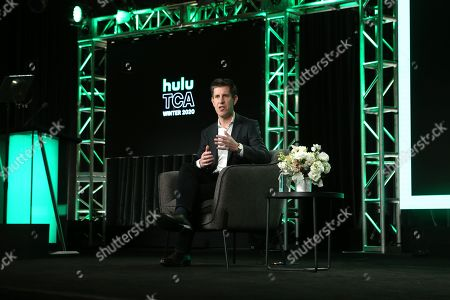 Editorial picture of 'Craig Erwich', HULU, TCA Winter Press Tour, Panels, Los Angeles, USA - 17 Jan 2020