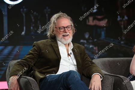 Editorial image of 'The Great' TV Show, HULU, TCA Winter Press Tour, Panels, Los Angeles, USA - 17 Jan 2020