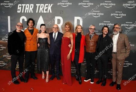 Editorial picture of Star Trek Picard fan screening in Berlin, Germany - 17 Jan 2020