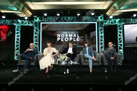 Editorial photo of 'Normal People' TV Show, HULU, TCA Winter Press Tour, Panels, Los Angeles, USA - 17 Jan 2020