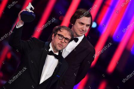 Editorial image of Bavarian Film Award, Munich, Germany - 17 Jan 2020