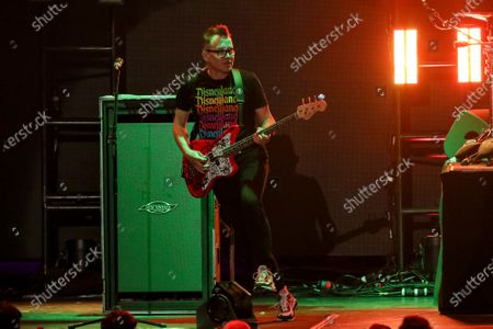 Stock Picture of Mark Hoppus of Blink 182