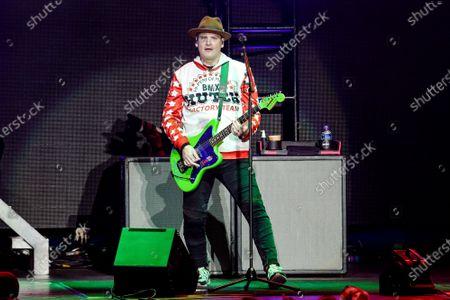 Matt Skiba of Blink 182