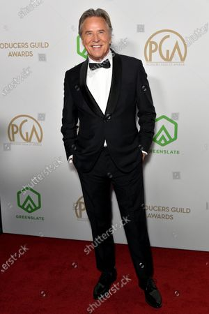 Editorial picture of 31st Annual Producers Guild Awards, Arrivals, Hollywood Palladium, Los Angeles, USA - 18 Jan 2020