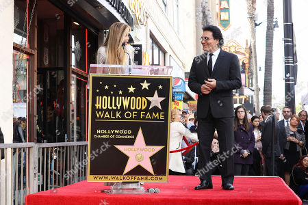 La Toya Jackson, Andy Madadian. La Toya Jackson and Andy Madadian attend the Hollywood Walk of Fame star ceremony, in Los Angeles. The popular Armenian-Iranian-American musician received the 2,684th Star in the category of Recording