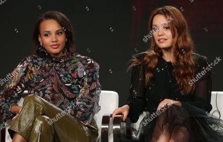 Stock Picture of Ashley Nicole Williams and Jessica Sutton