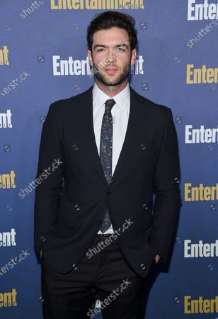 Editorial picture of Entertainment Weekly's Pre-SAG Party, Arrivals, Chateau Marmont, Los Angeles, USA - 18 Jan 2020