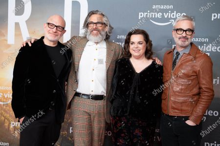 Stock Photo of Akiva Goldsman, Michael Chabon, Kirsten Beyer and Alex Kurtzman