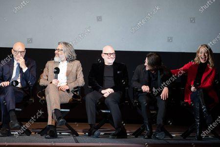 Editorial image of 'Star Trek: Picard' TV show screening, Berlin, Germany - 17 Jan 2020