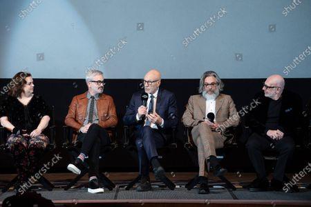Editorial photo of 'Star Trek: Picard' TV show screening, Berlin, Germany - 17 Jan 2020