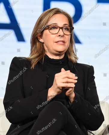 Editorial picture of 'Race to the center of the Earth' TV show, National Geographic, TCA Winter Press Tour, Panels, Los Angeles, USA - 17 Jan 2020