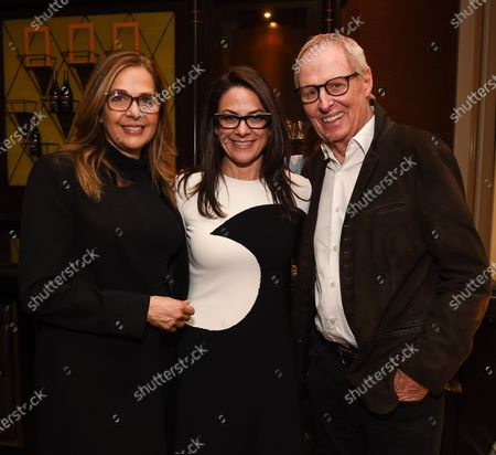 Editorial image of 'Race to the center of the Earth' TV show, National Geographic, TCA Winter Press Tour, Panels, Los Angeles, USA - 17 Jan 2020