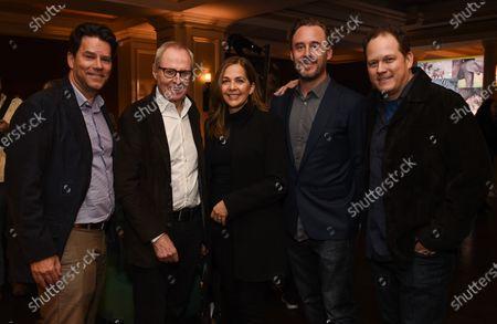 Stock Image of Kirk Durham, Bertram van Munster, Elise Doganieri, Josh Gitersonke, Darren Bunkley