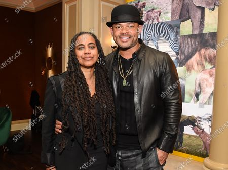 Anthony Hemingway and Suzan-Lori Parks