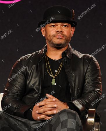 Stock Picture of Anthony Hemingway