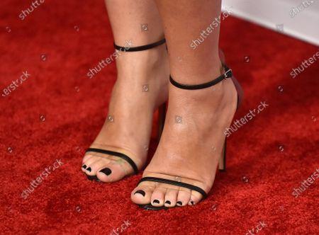 Teddi Jo Mellencamp, shoe detail