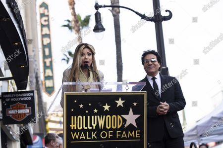 Editorial image of Andy Madadian honored with a star on the Hollywood Walk of Fame, USA - 17 Jan 2020