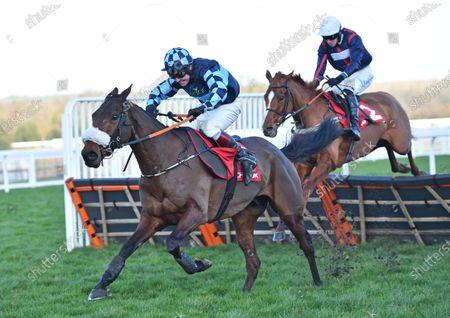 Editorial image of Ascot Horse Races, UK - 18 Jan 2020