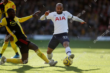 Editorial picture of Soccer Premier League, Watford, United Kingdom - 18 Jan 2020