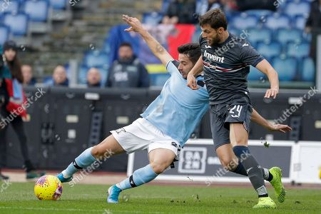 Editorial photo of Soccer Serie A, Rome, Italy - 18 Jan 2020