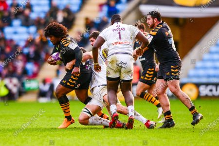 Stock Picture of Ashley Johnson of Wasps