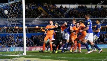 Editorial picture of Birmingham City v Cardiff City - Sky Bet Championship - 18 Jan 2020