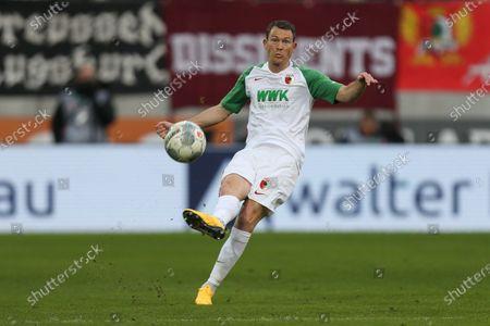 Editorial picture of Football: Germany, 1. Bundesliga, Augsburg - 18 Jan 2020