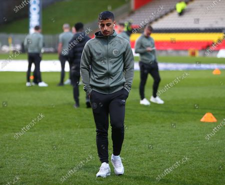 Daniel Arzani of Celtic returns to the squad after a long injury