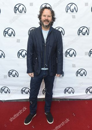 Ram Bergman attends the 31st Annual Producers Guild of America Nominees Breakfast at Skirball Cultural Center on in Los Angeles