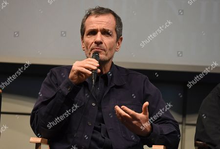 David Heyman attends the 31st Annual Producers Guild of America Nominees Breakfast at Skirball Cultural Center on in Los Angeles