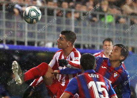 Editorial image of Eibar vs Atletico Madrid, Spain - 18 Jan 2020