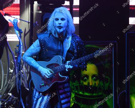 Stock Image of Support act John 5